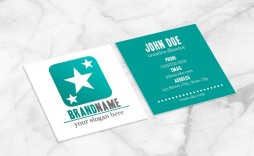 003 Frightening Square Busines Card Template Highest Clarity  Free Download Photoshop