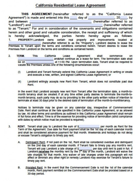 003 Frightening Template For Lease Agreement Free Picture  Tenancy Download Pdf Uk Word Printable480