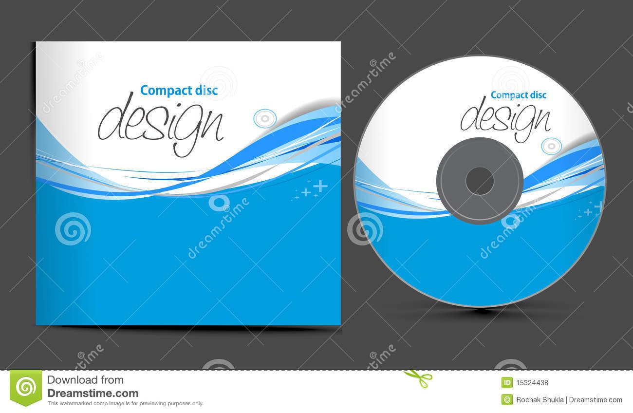 003 Frightening Vector Cd Cover Design Template Free High Resolution Full