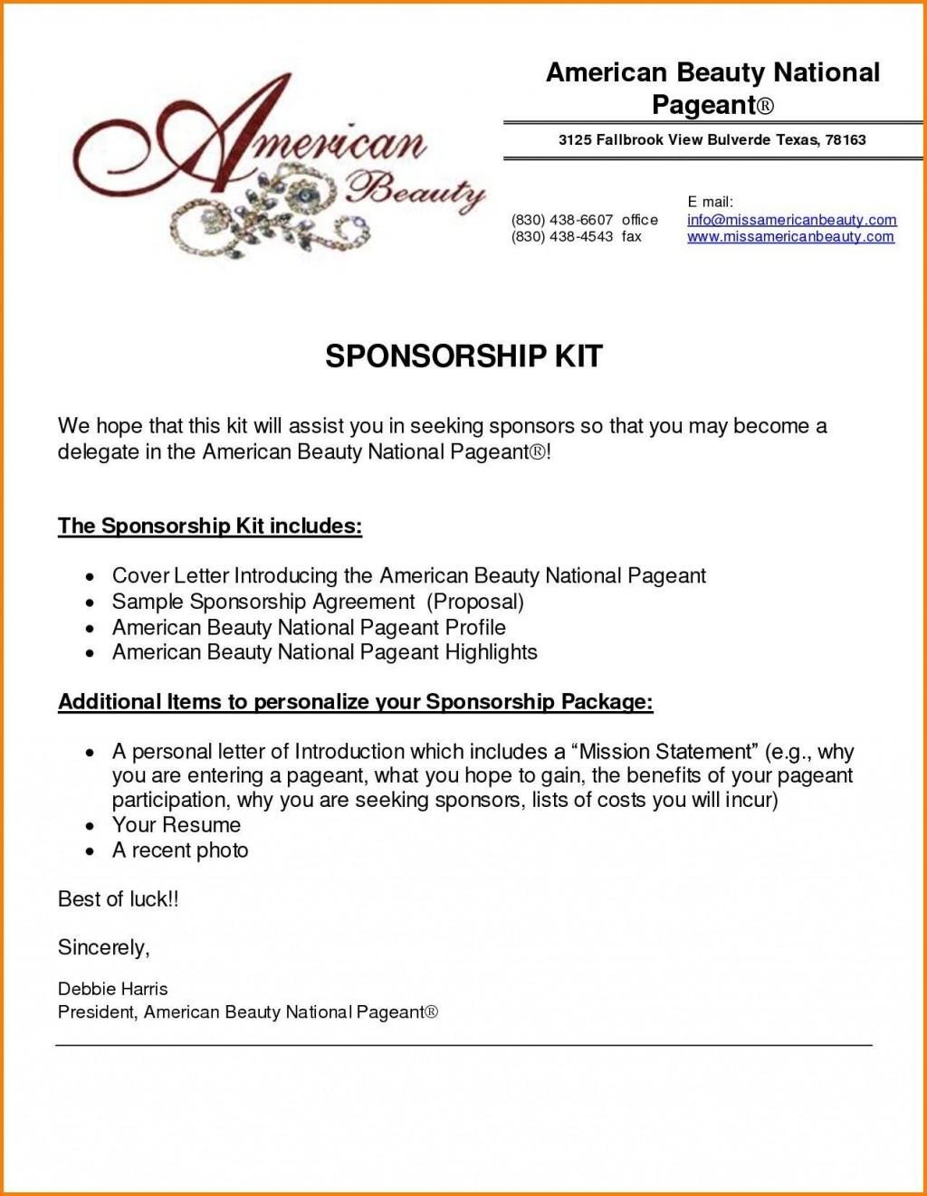 003 Imposing Event Sponsorship Proposal Sample Pdf Image  For Letter Music TemplateLarge