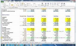 003 Imposing Financial Plan Template Excel Design  Strategic Busines Simple