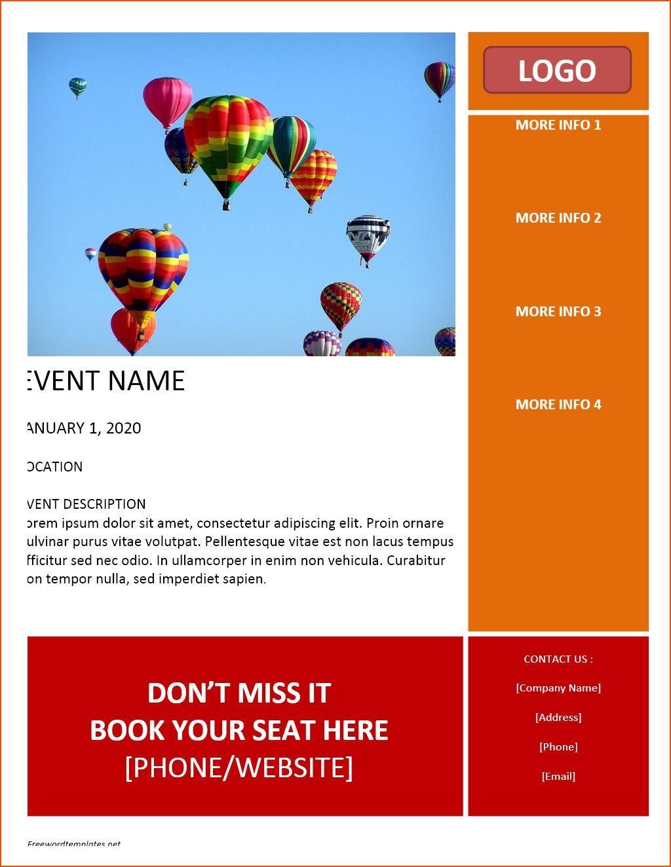 003 Imposing Free Printable Flyer Template Idea  Templates Christma Word DaycareFull