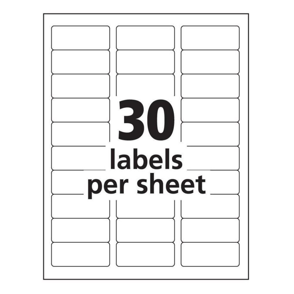 003 Imposing Free Printable Return Addres Label Template High Definition  Templates ChristmaLarge