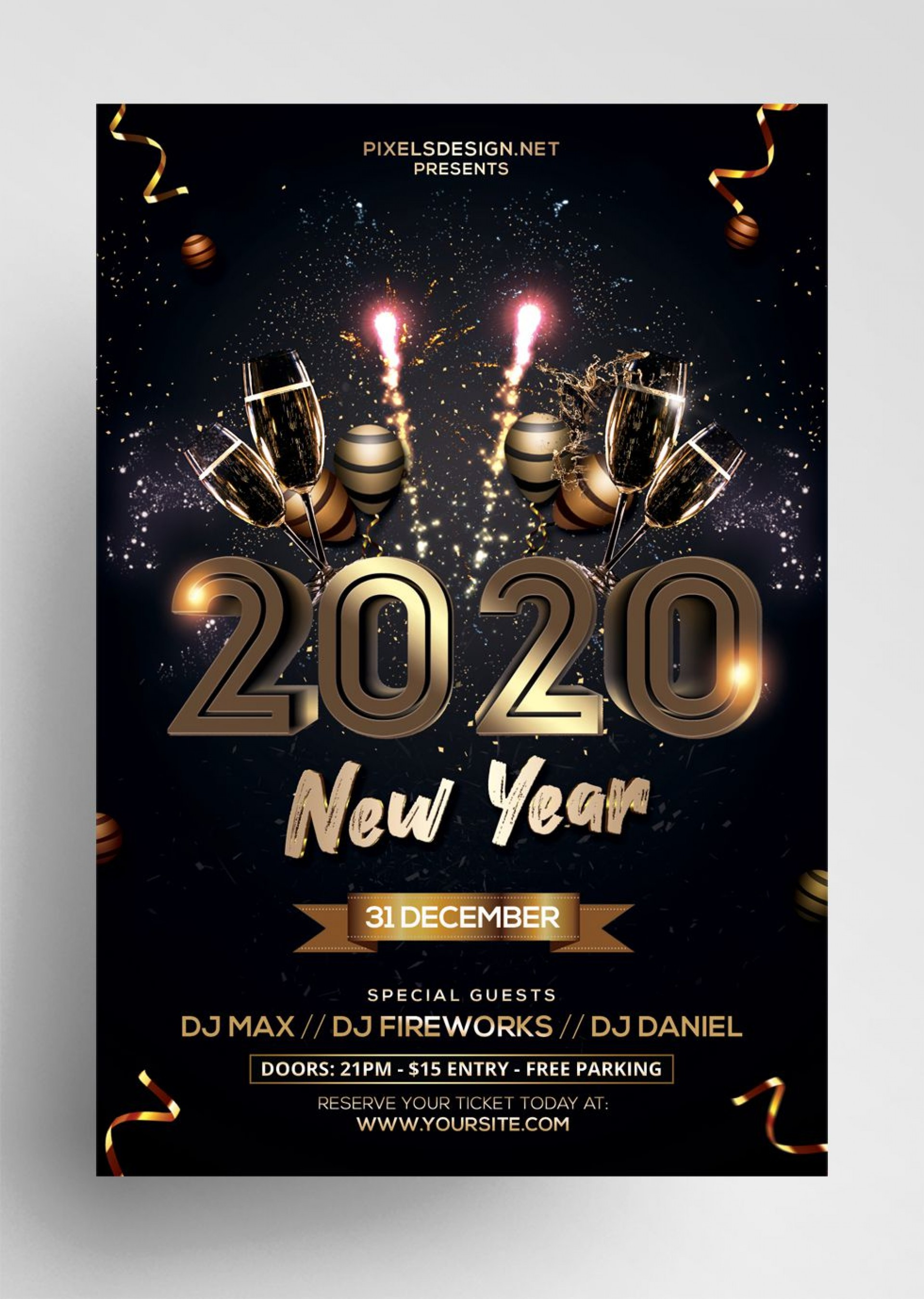 003 Imposing Free Psd Flyer Template High Definition  Templates Deviantart Club Download 20181920