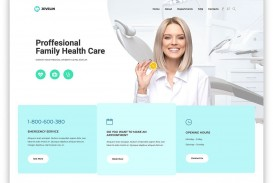 003 Imposing Free Website Template Download Html And Cs Jquery For Hospital Concept