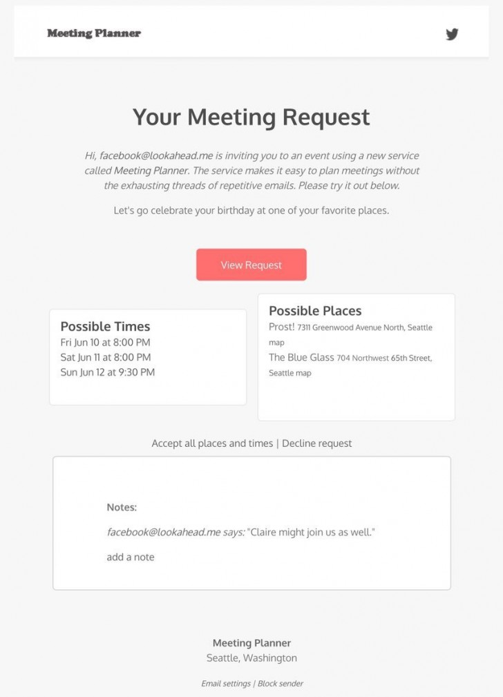 003 Imposing Project Kick Off Email Template High Definition  Meeting Invitation Example728