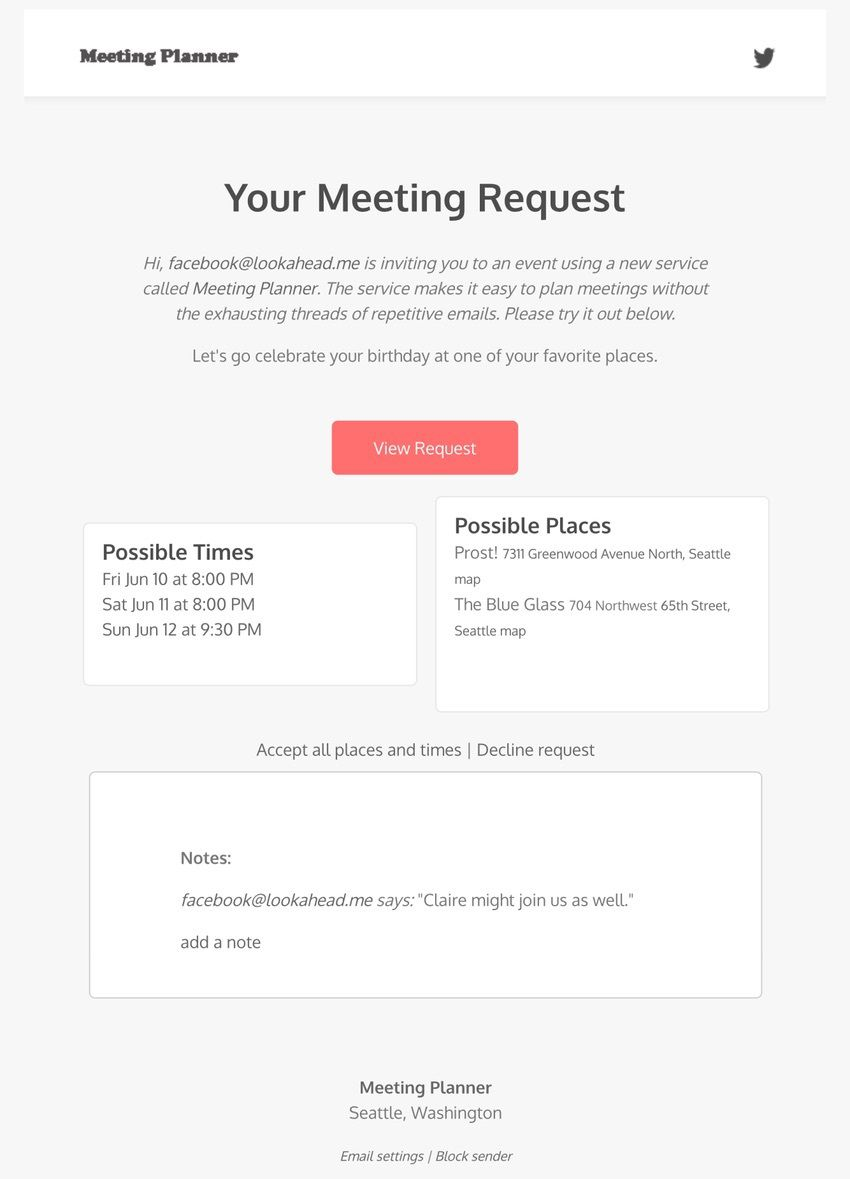 003 Imposing Project Kick Off Email Template High Definition  Meeting InviteFull