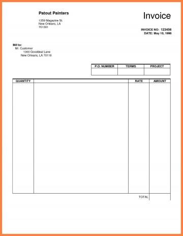 003 Imposing Receipt Template Google Doc High Definition  Rent Cash Donation360