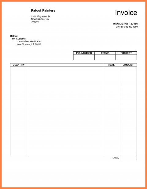 003 Imposing Receipt Template Google Doc High Definition  Rent Cash Donation480