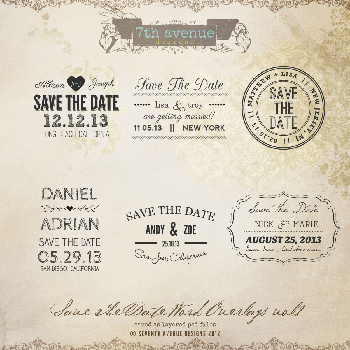003 Imposing Save The Date Template Word Idea  Free Customizable For Holiday PartyFull