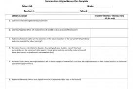 003 Imposing Weekly Lesson Plan Template Editable Sample  Google Doc Preschool Downloadable Free