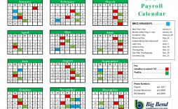 003 Impressive 2020 Yearly Calendar Template Image  Word Uk