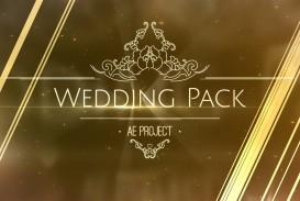 003 Impressive After Effect Wedding Template Design  Free Download Cc Kickas Zip File
