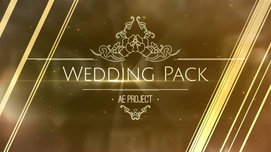 003 Impressive After Effect Wedding Template Design  Free Download Cc Kickas Zip File868