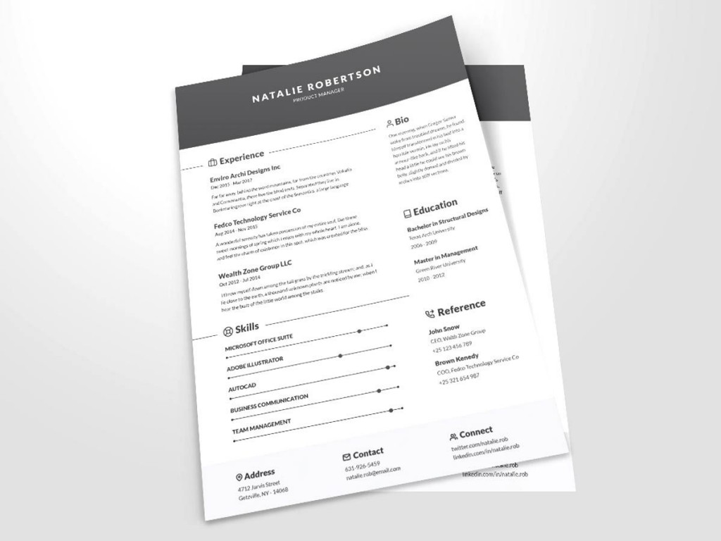 003 Impressive Busines Resume Template Word High Definition  Analyst Columbia SchoolLarge