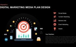 003 Impressive Digital Marketing Plan Ppt Presentation Image