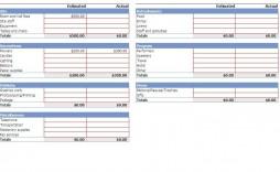 003 Impressive Event Budget Template Excel Idea  Simple Spreadsheet Free