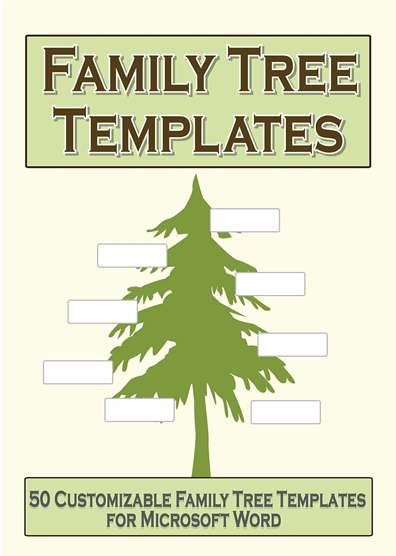 003 Impressive Family Tree Book Template Word Photo  HistoryFull