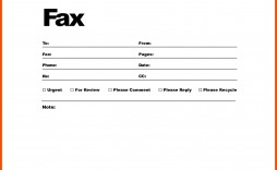 003 Impressive Fax Template Microsoft Word Example  Cover Sheet 2010 Letter Busines
