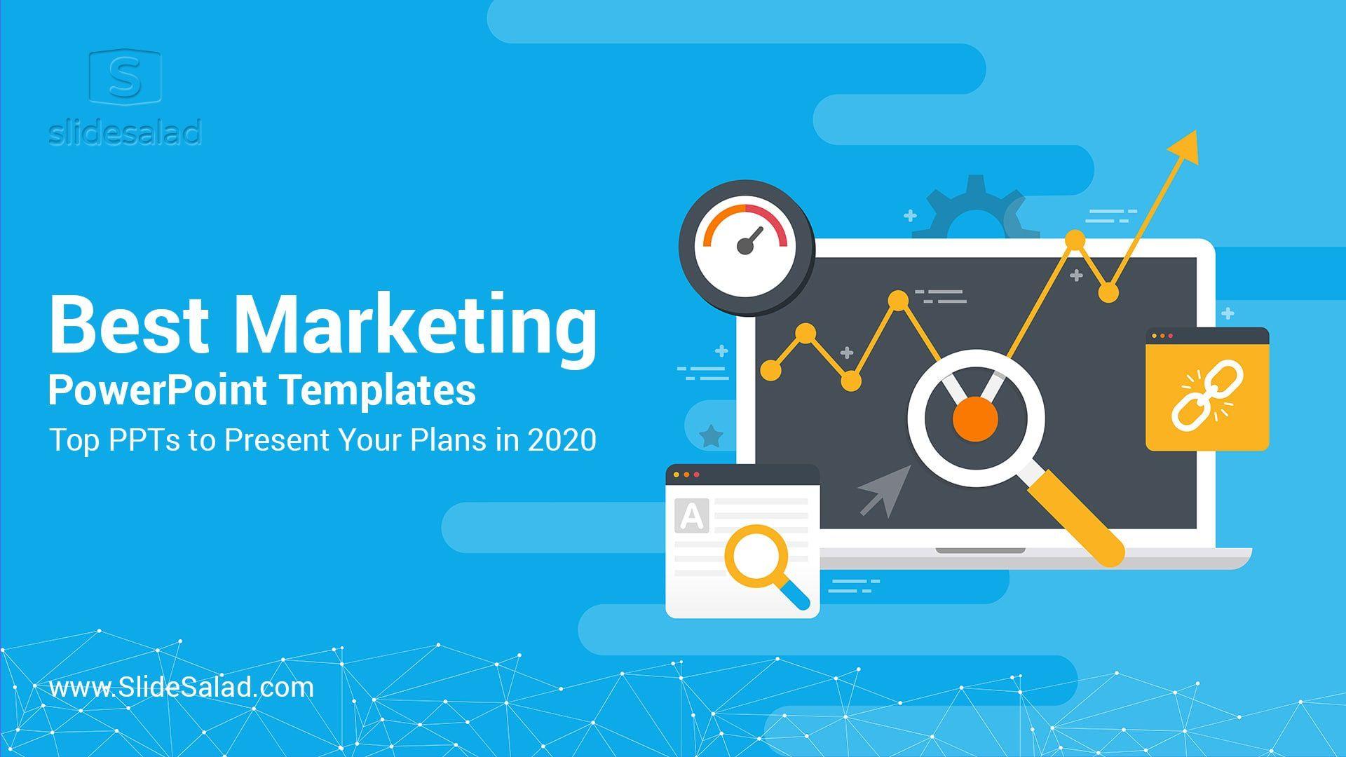 003 Impressive Free Digital Marketing Plan Template Ppt Photo Full