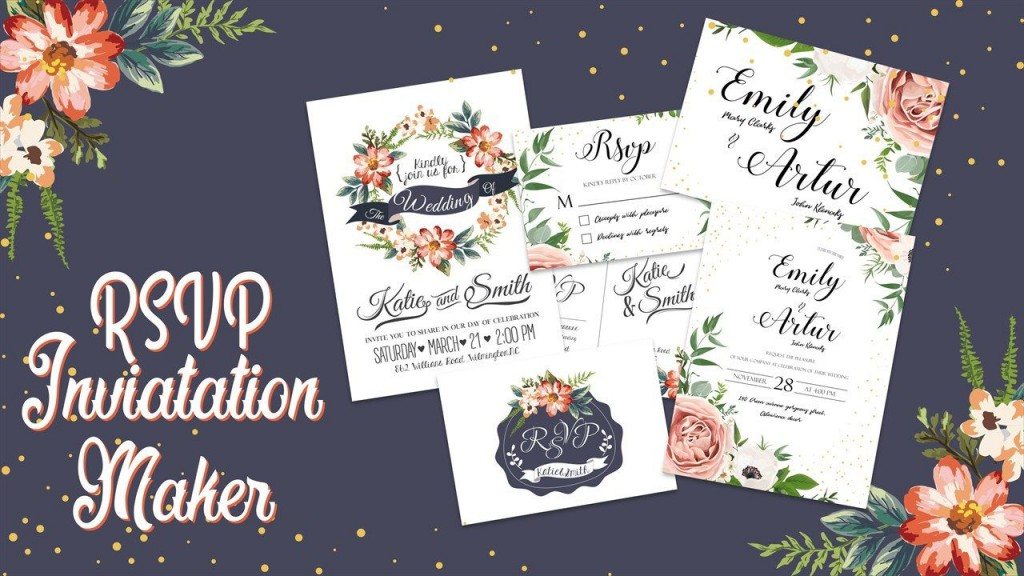 003 Impressive Free Download Invitation Card Design Software Concept  Full Version Wedding For PcLarge