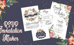003 Impressive Free Download Invitation Card Design Software Concept  Indian Wedding For Pc