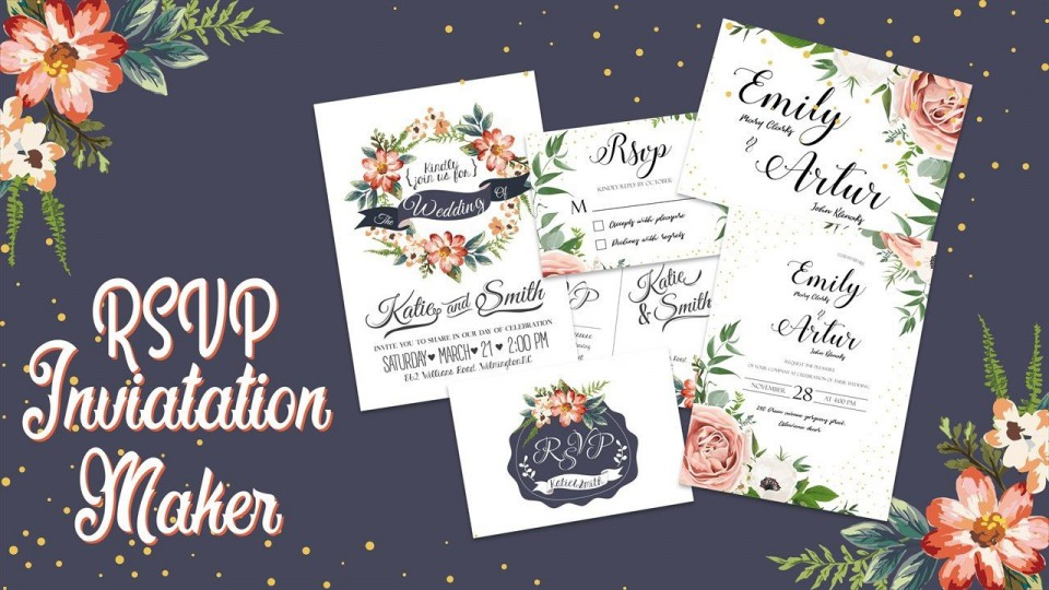 003 Impressive Free Download Invitation Card Design Software Concept  Full Version Wedding For Pc960