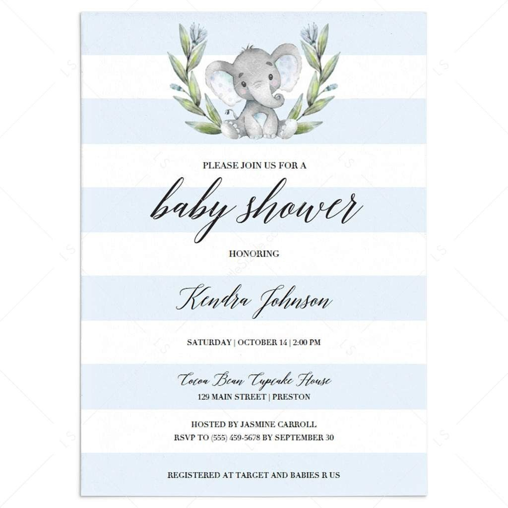 003 Impressive Free Editable Baby Shower Invitation Template For Word High Definition  MicrosoftLarge