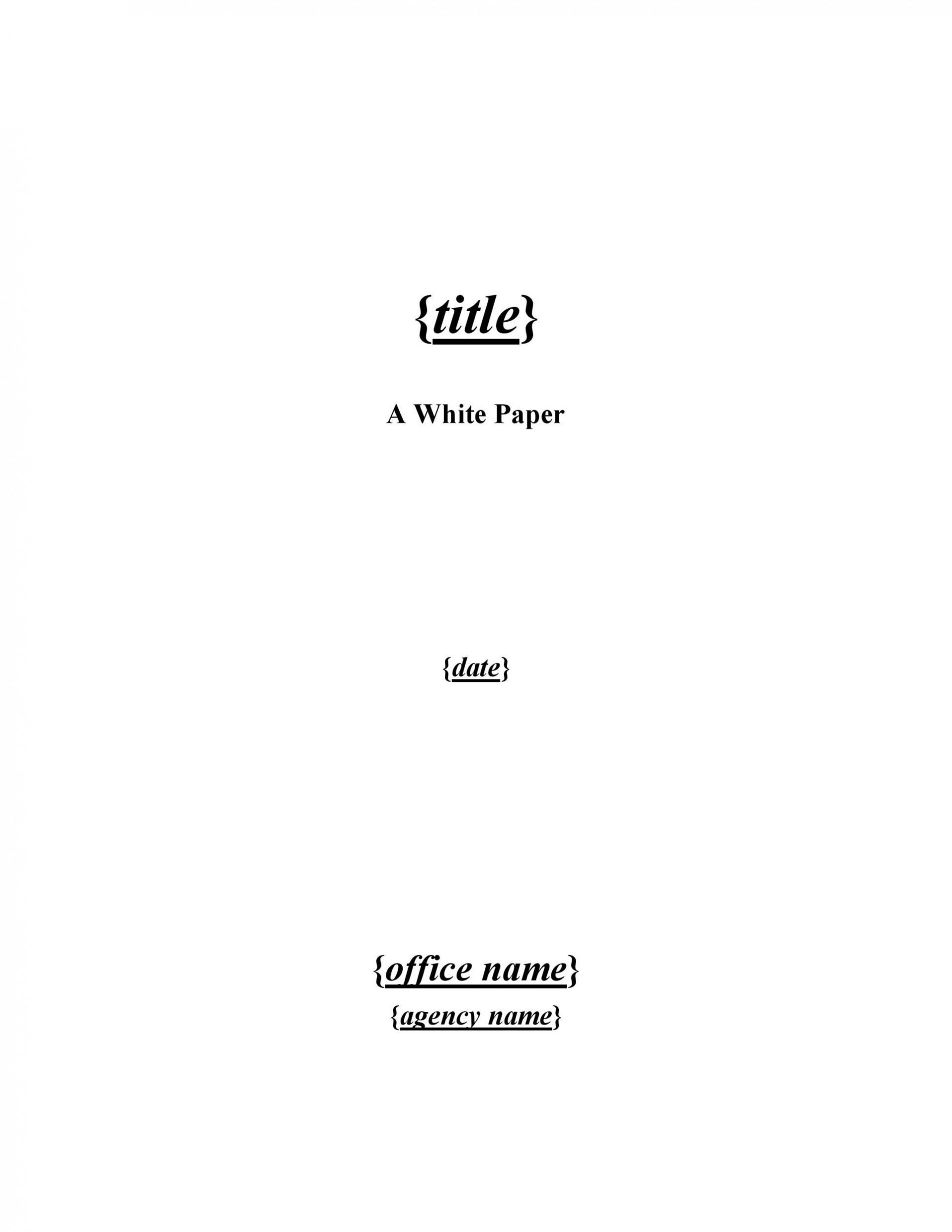 003 Impressive Free White Paper Template Microsoft Word Idea 1920
