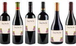 003 Impressive Free Wine Bottle Label Template Highest Quality  Mini Printable
