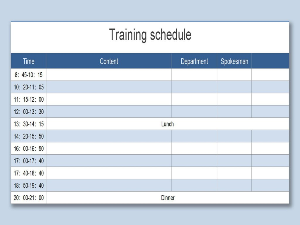 003 Impressive House Cleaning Schedule Template Excel Idea Large