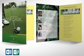 003 Impressive Microsoft Publisher Booklet Template Image  2007 Brochure Free Download Handbook