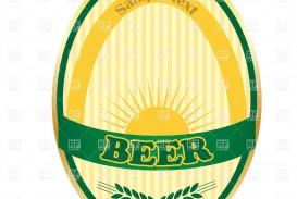 003 Impressive Microsoft Word Beer Label Template Concept  Bottle