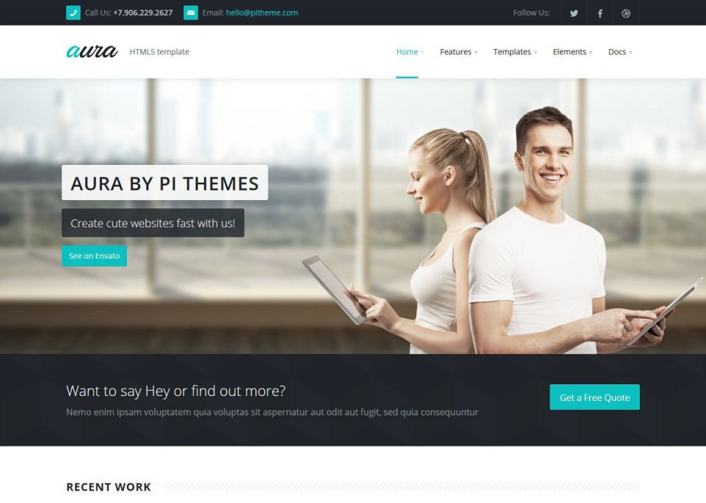 003 Impressive Open Source Website Template Image  Templates Web Free Ecommerce PageLarge