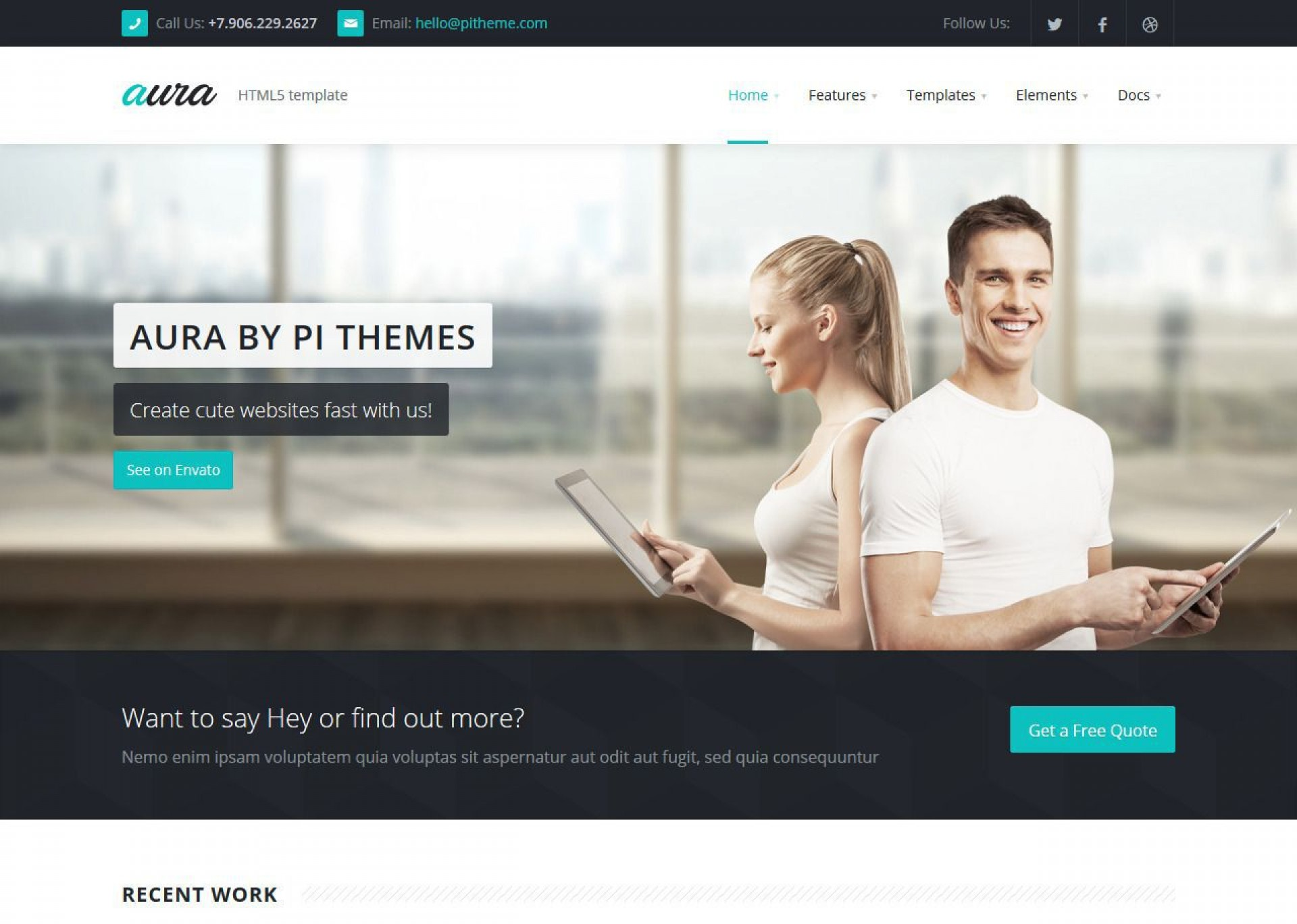 003 Impressive Open Source Website Template Image  Templates Web Free Ecommerce Page1920
