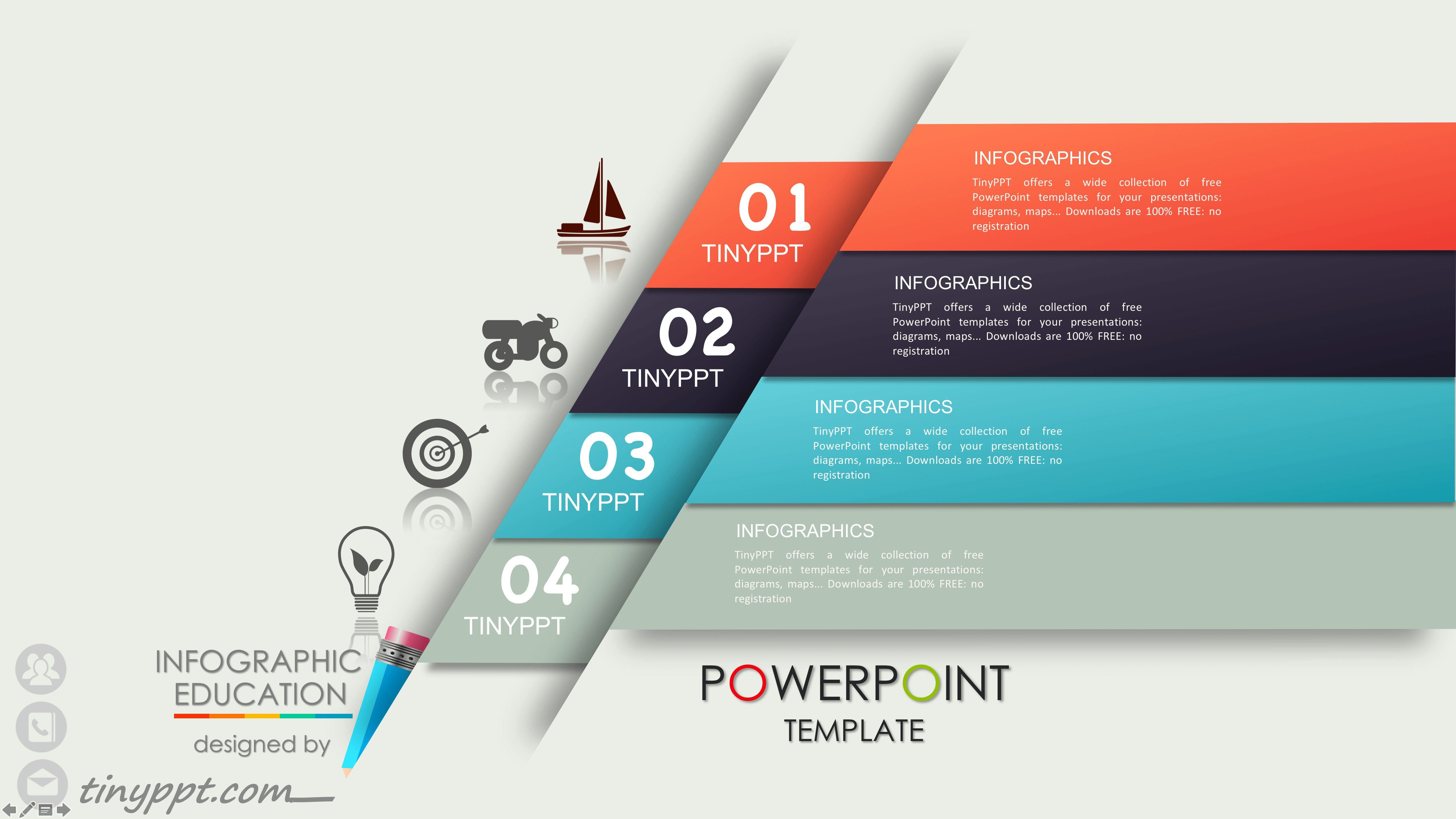 003 Impressive Power Point Presentation Template Free Highest Quality  Powerpoint Layout Download 2019 Modern BusinesFull