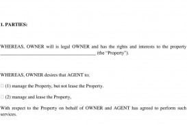 003 Impressive Property Management Contract Sample Highest Quality  Agreement Template Pdf Company Free Uk