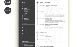 003 Impressive Resume Template Word Download Sample  For Fresher In Format Free 2020