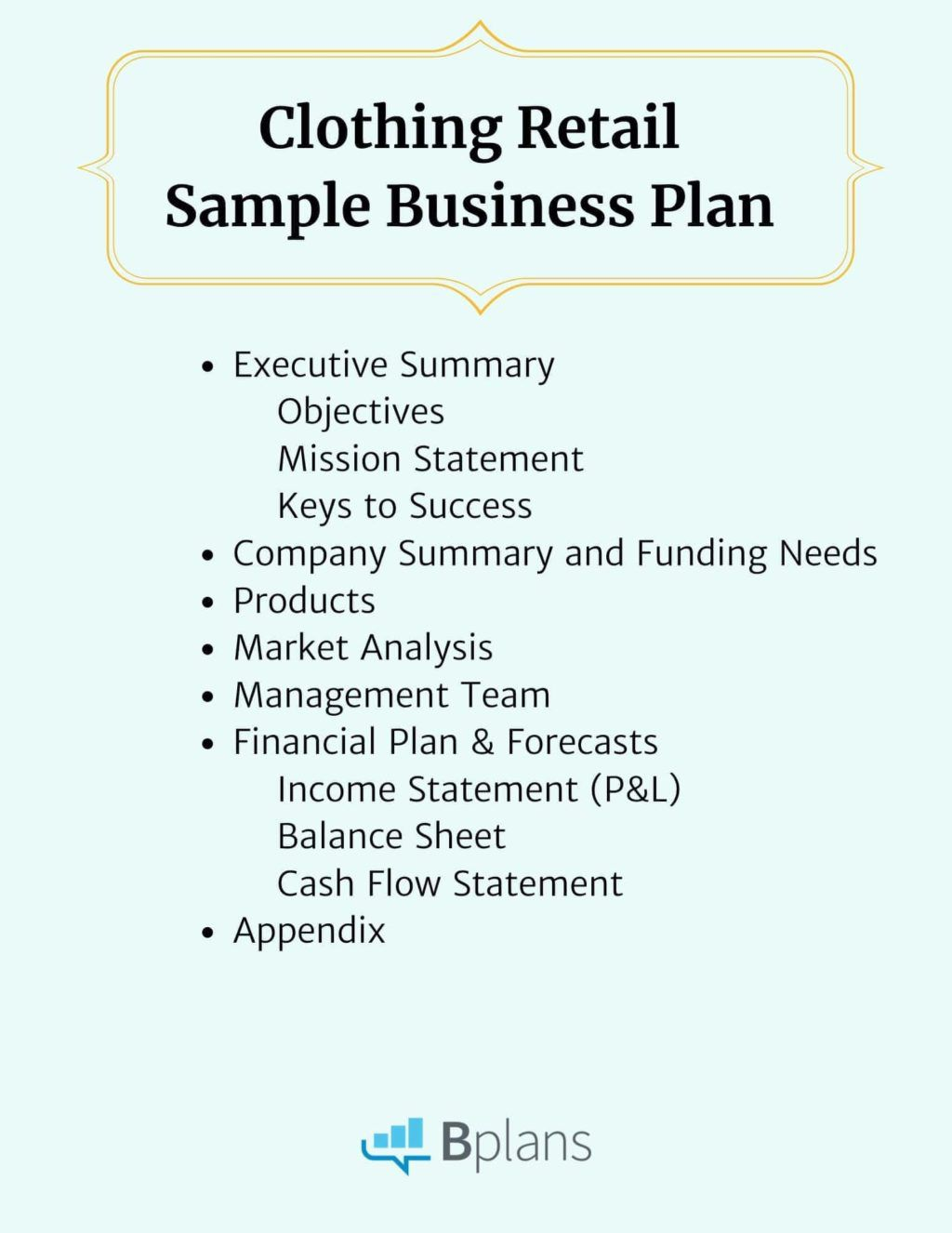 003 Impressive Retail Busines Plan Template Image  Free Online Store Example PdfFull