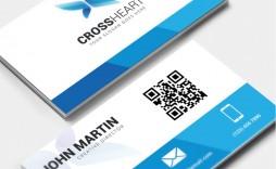 003 Impressive Simple Visiting Card Design Psd File Free Download Highest Quality