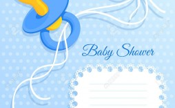 003 Incredible Baby Shower Card Template Example  Microsoft Word Invitation Design Online Printable Free