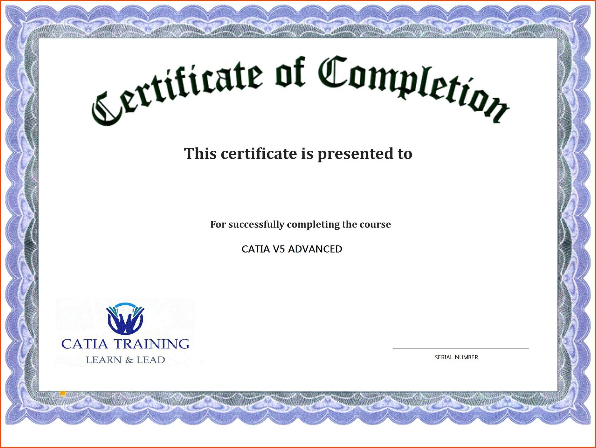 003 Incredible Certificate Template For Word Design  Award 2007 M1920