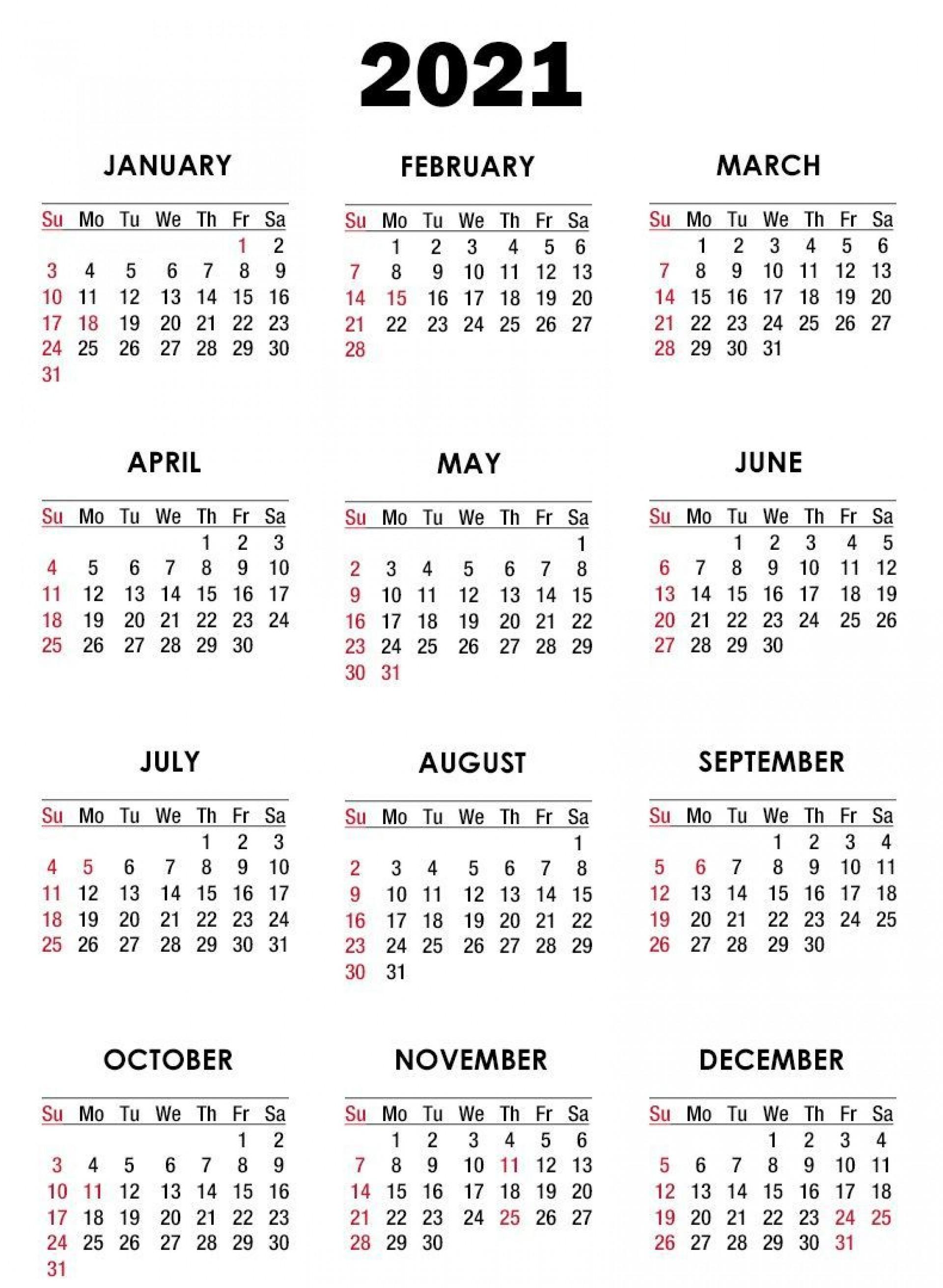 003 Incredible Editable Calendar Google Doc 2021 Concept 1920