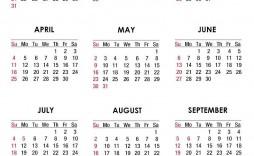 003 Incredible Editable Calendar Google Doc 2021 Concept