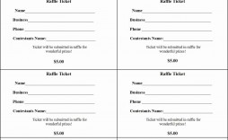 003 Incredible Entry Form Template Word Design  Raffle Data Microsoft