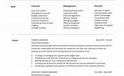 003 Incredible Finance Resume Template Word Highest Quality  Financial Analyst Download