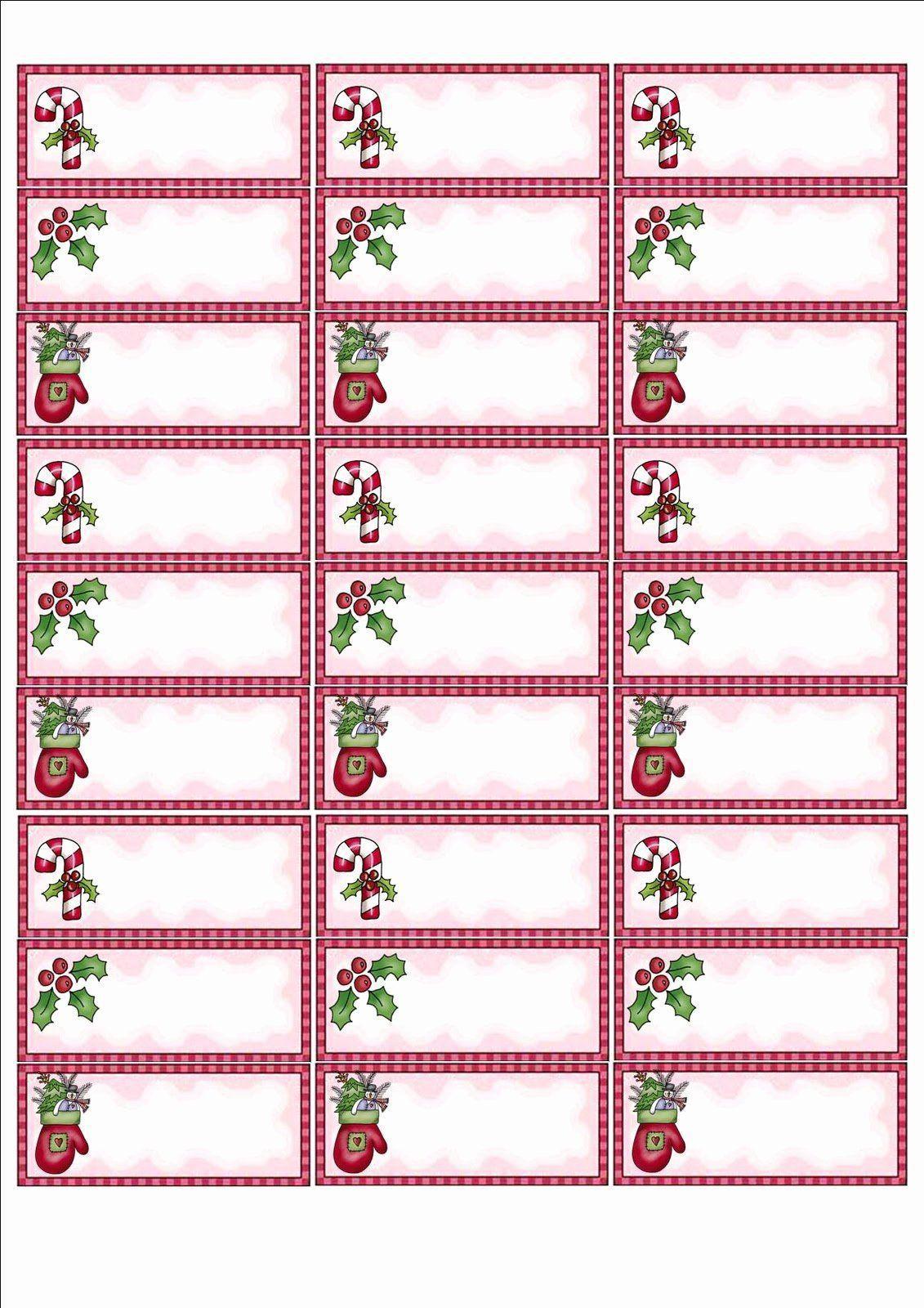 003 Incredible Free Addres Label Template Christma High Definition  Christmas Return 30 Per Sheet Microsoft WordFull