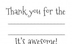 003 Incredible Free Thank You Note Template Word Photo  Card Download
