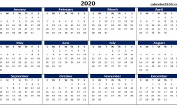 003 Incredible Microsoft Calendar Template 2020 Example  Excel Publisher Free