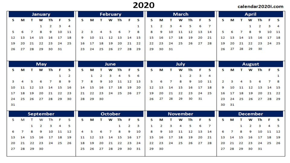 003 Incredible Microsoft Calendar Template 2020 Example  Publisher Office Free960